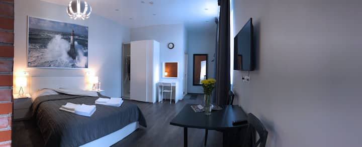 Апартаменты-студио 32 кв.м.