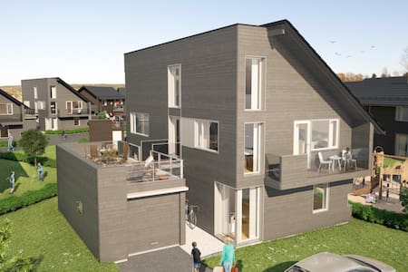 Bryggerhagen - Tomter - House