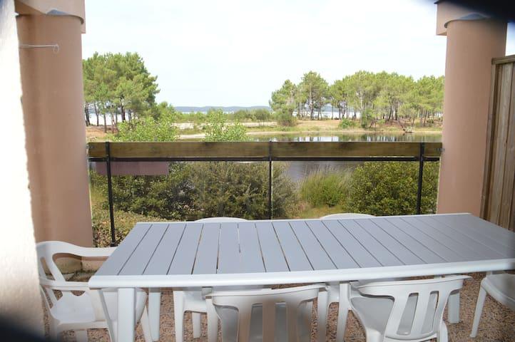 Appartement met schitterend zicht op het meer!