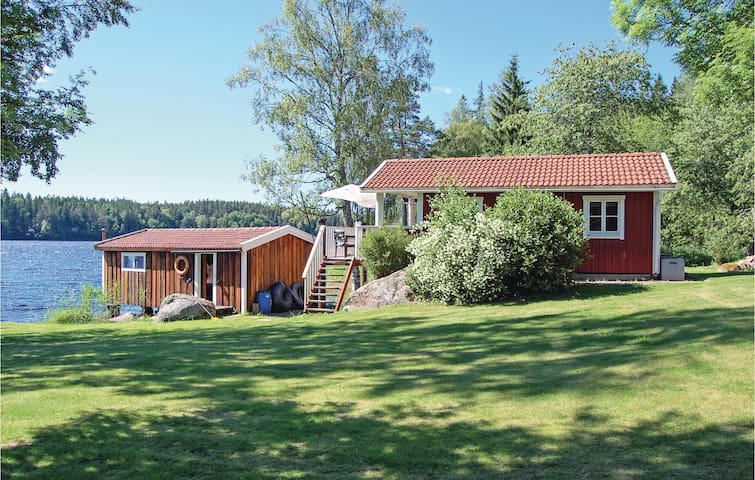 Holiday cottage with 1 bedroom on 120m² in Boxholm