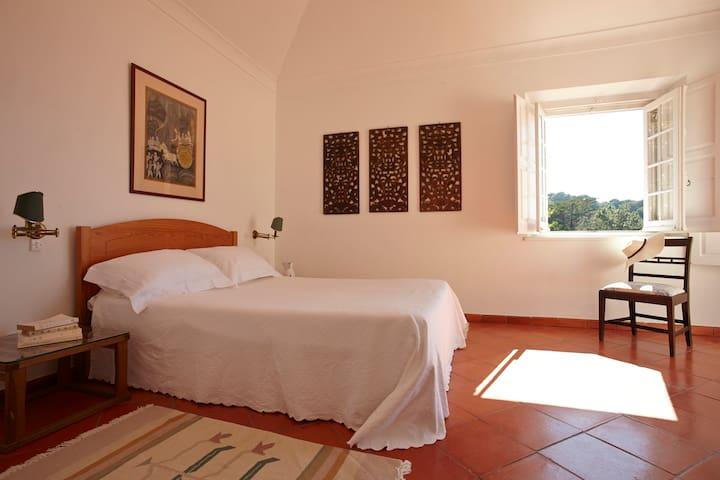 Bedroom 1- Cook- Matalva main house
