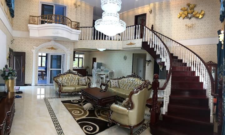 Gao's Villa Penthouse