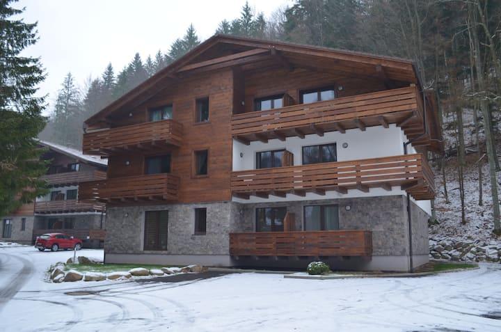 Cozy apartment at the base of Chopok - Jasna Ski