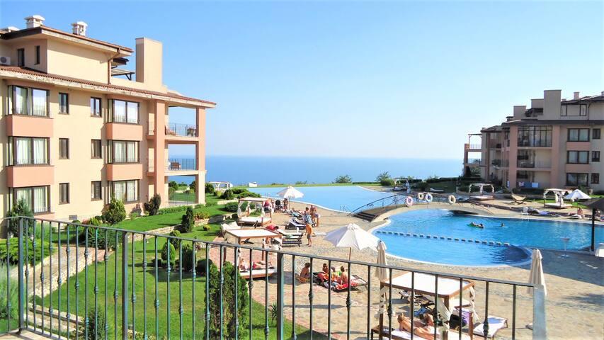 Kaliakria Sea View Flora apartment