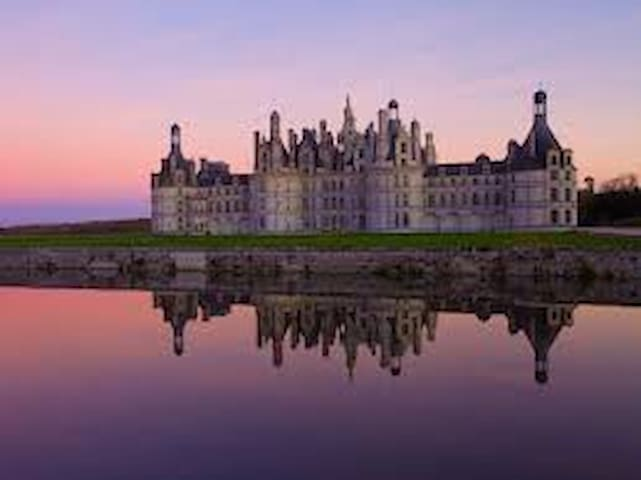 Relaxation and Spa next to the castle of Amboise - Saint-Martin-le-Beau
