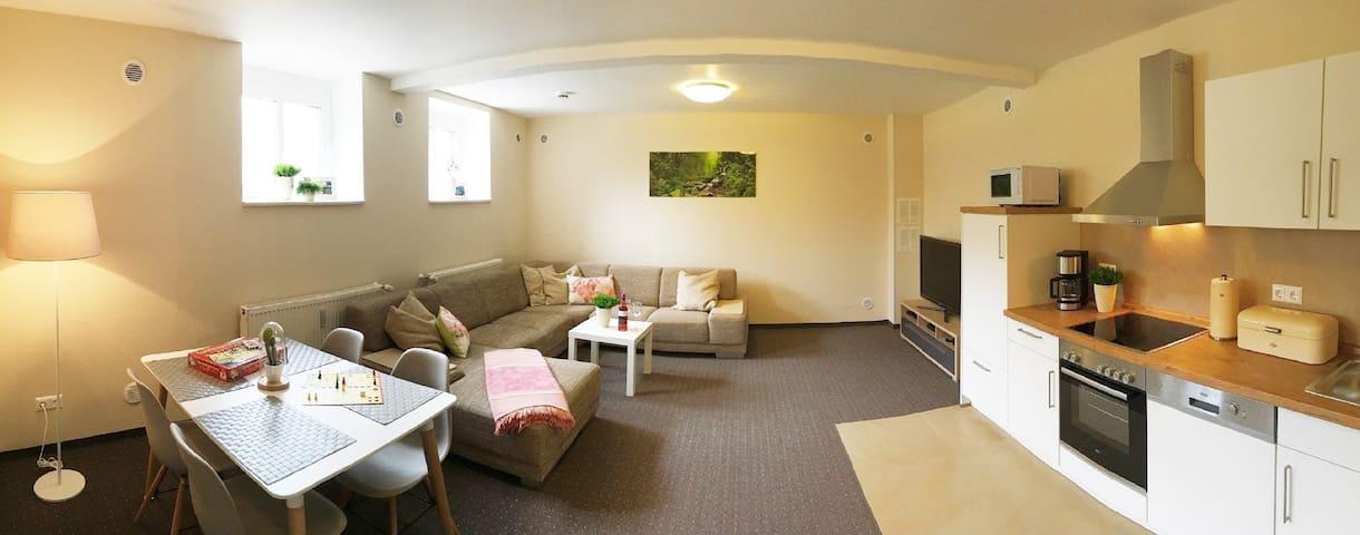 Ferienwohnung Alte Försterei - Thale - Wohnung