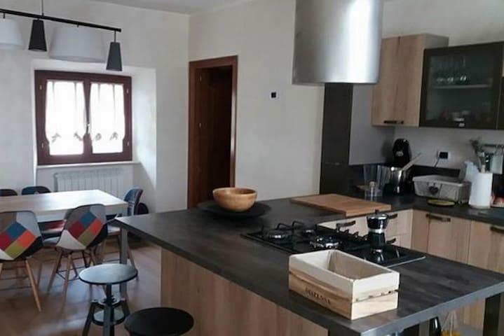 Appartamento nel cuore di Rieti