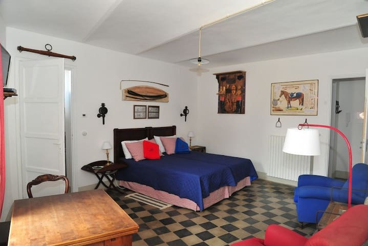 The Coachman of Pralormo Castle - Pralormo - Apartament