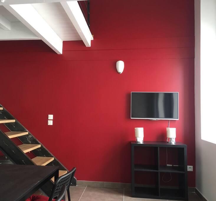 Appartement en duplex saint etienne valbenoite - Location appartement meuble saint etienne ...