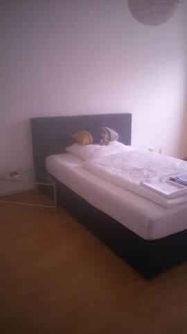 Zimmer in der Nähe des Messegeländes - Hannover - Apartment