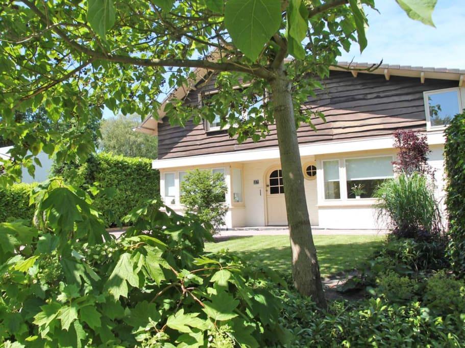zonnige villa in bergen h user zur miete in bergen nh niederlande. Black Bedroom Furniture Sets. Home Design Ideas