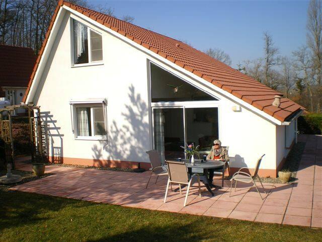 Comfortabel vakantiehuis op 5* park Zuid-Frankrijk