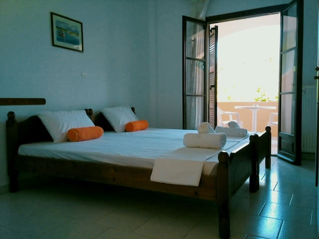 Fully equipped 2 person apartment 2 - Acharavi