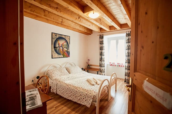 Double room cozy, B&B Al Ferdinandeo - Trieste - Bed & Breakfast