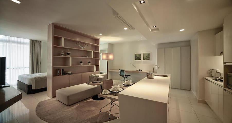 Popular Suite One Bedroom At Kuala Lumpur