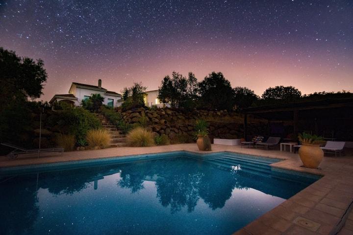 El Pueblecillo, Rural Apartment with private pool