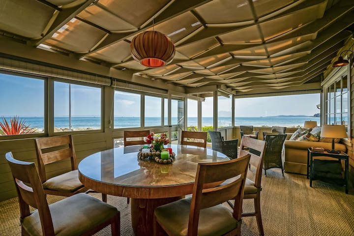 Beachside Bungalow - On the Sand at Padaro Beach