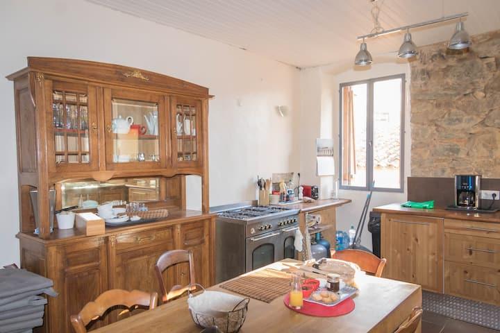 Grande Suite familiale Le Levant à Calenzana