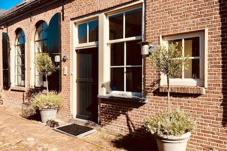 """B&B""""De Smederij""""(Smidse2) nabij Kasteel Amerongen."""