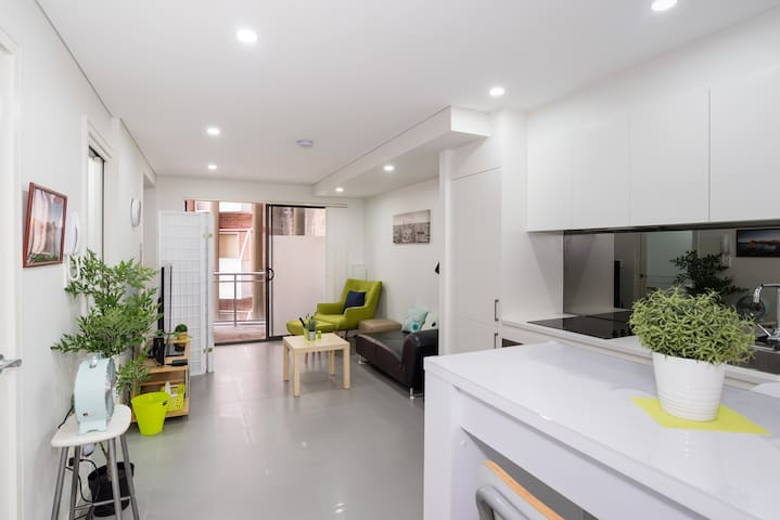 Brand New Sydney Flat, next to Darling Harbour