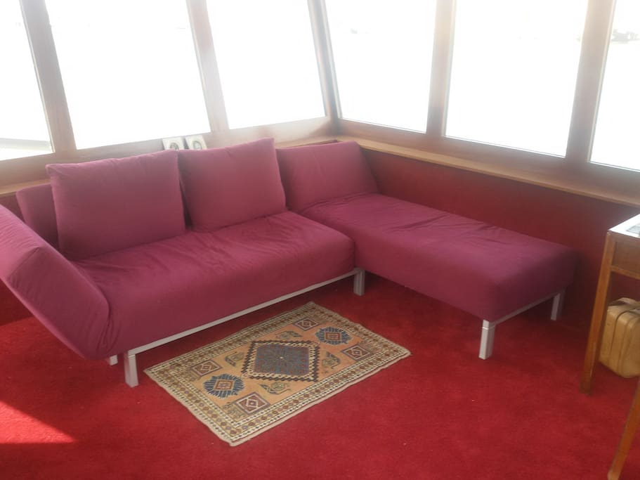 This is a sofabed