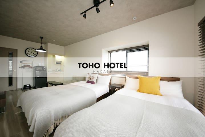 【Newhotel】東邦ホテル中洲thnSD1008