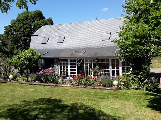 maison Viaduc de la Souleuvre