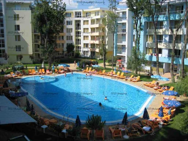Sunny Beach , Yassen Holiday Village  2 bedroom