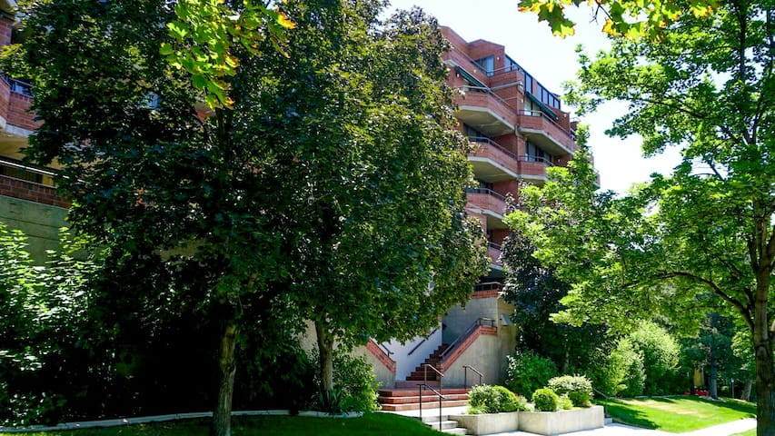 Modern/Rustic in Salt Lake City - Salt Lake City - Apto. en complejo residencial