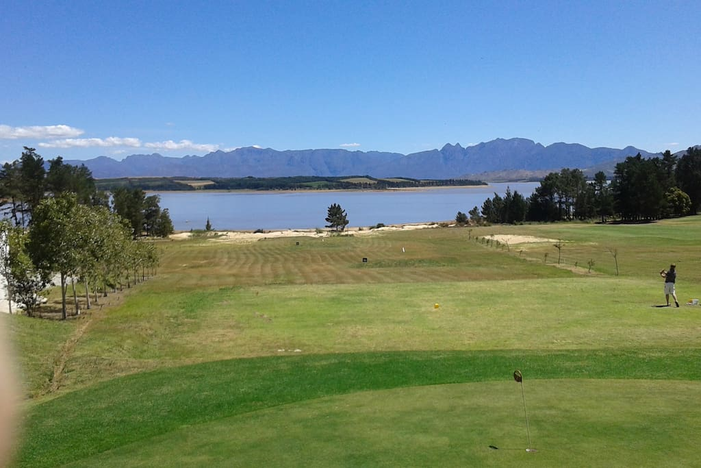 Also available boating and top 20.  9 hole golf course in SA
