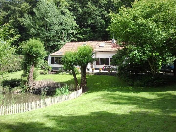 Luxury Cottage in Green Haven, 25 mins. from BXL