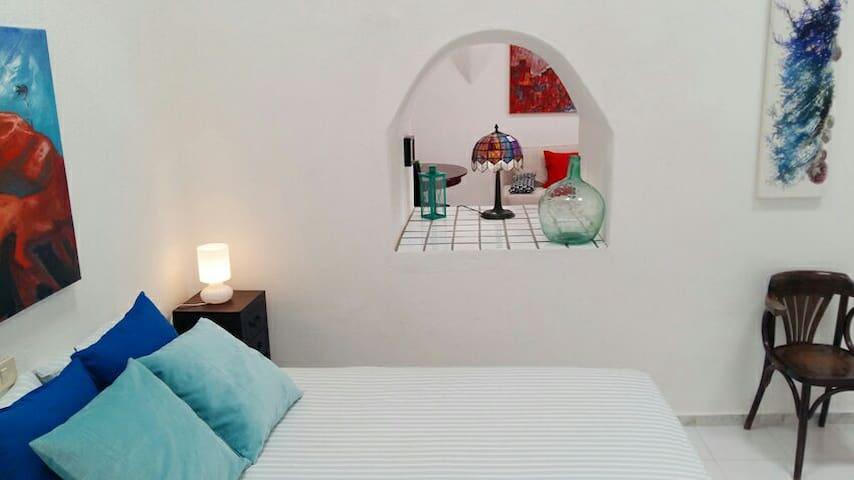 Apartamento privado en casa d campo - Tías - Wohnung