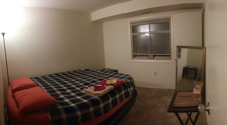 Clean & Comfy in Bmore County - Woodlawn - Apartment