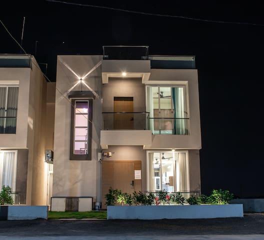 Sankalp Resort 2 BHK villa (No.2) in amreli