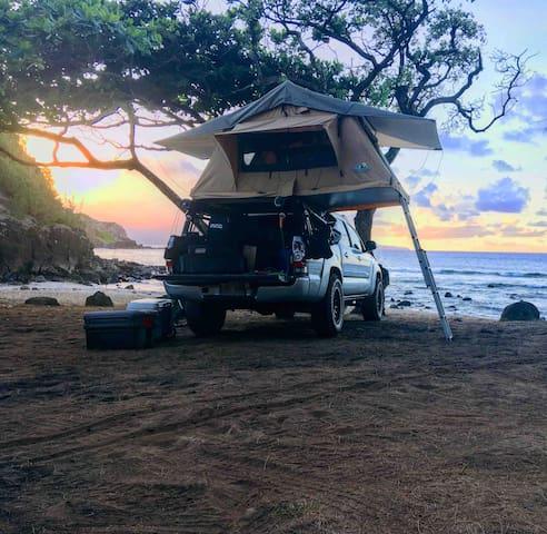"""Kuleana Campers Maui """"Tako"""""""
