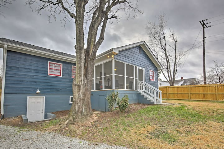 Enjoy the best of Greensboro from this charming property.