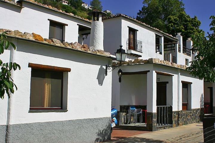 Casita rural en la Alpujarra, 2 personas
