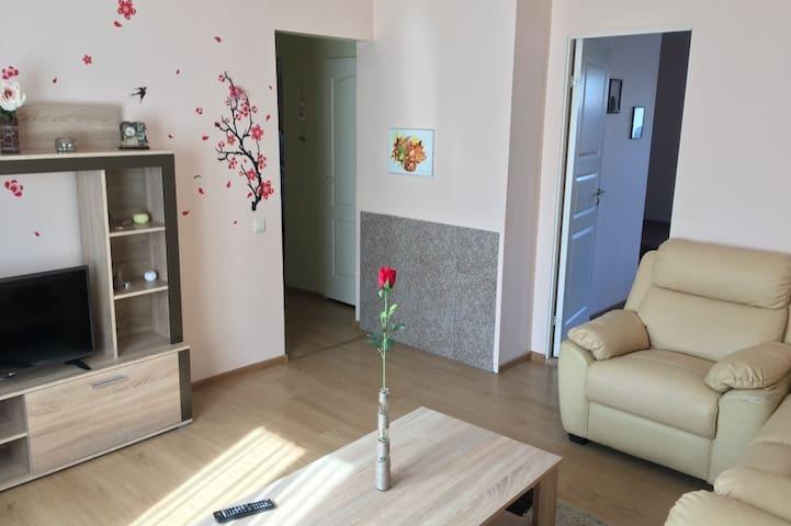 Guest Suite in Ostgals district