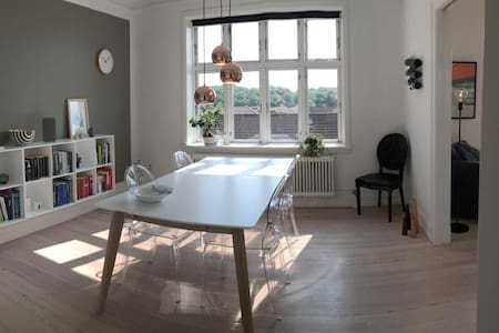 Lovely apartment in popular Trøjborg, Aarhus - Aarhus