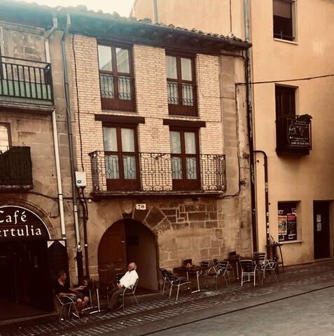 Casa rural alquiler en País Vasco