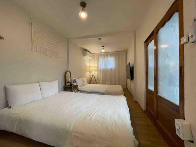 침실 bedroom