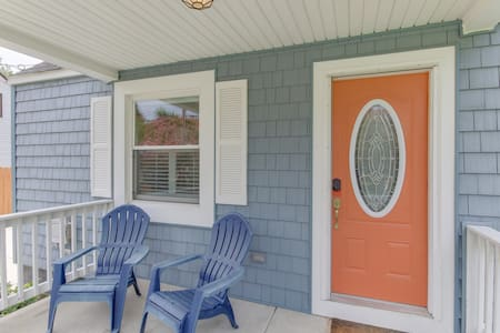 Cozy + Clean Norfolk Cottage • Dog Friendly+ W/D!