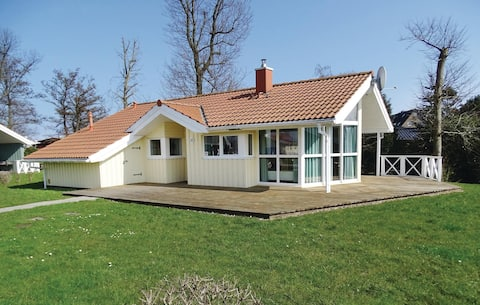 Holiday cottage with 3 bedrooms on 83m² in Schönhagen