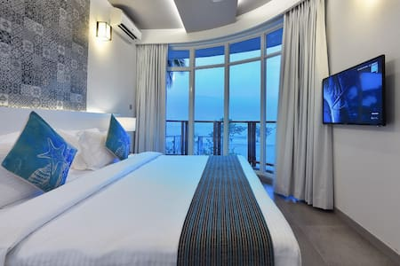Velana Beach - Sea view rooms