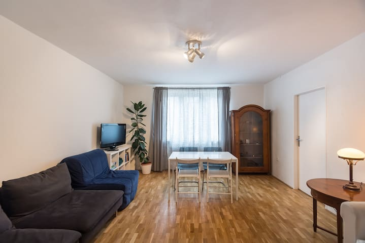 Great located and quite apartment