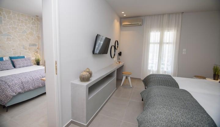Family Room - Vigla Hotel - Amorgos