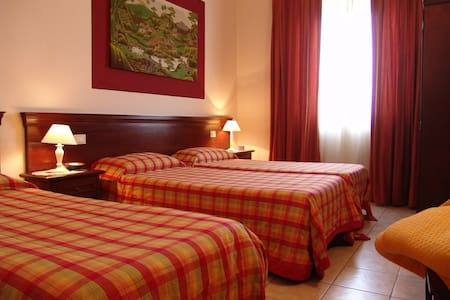 Al Frantoio B&B Camera Tripla - Bucine - Bed & Breakfast
