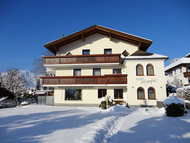 APPARTEMENT OLYMPIA  2-5 persons Lans-Innsbruck
