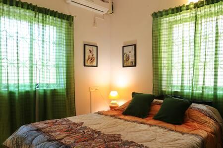 Villa Green Mango(4bhk) - Assagao - Gästhus