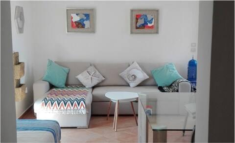 Apartamento en la costa atlántica de Asilah